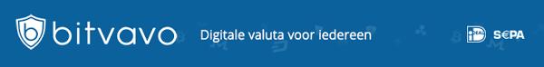 Bitvavo Cryptocurrency kopen met iDEAL