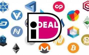 Waar kun je cryptocurrency kopen met iDeal?