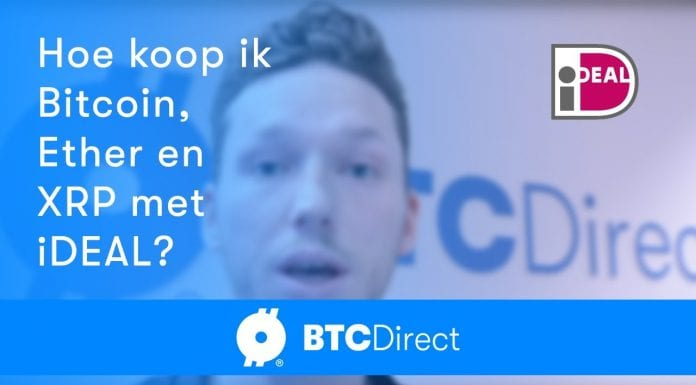 Handleiding: Bitcoin, Ethereum en Ripple kopen met iDEAL