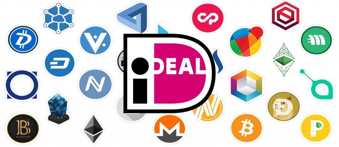 Crypto kopen met iDEAL aanbieding